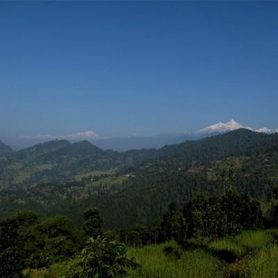 Non- touristic area Trekking