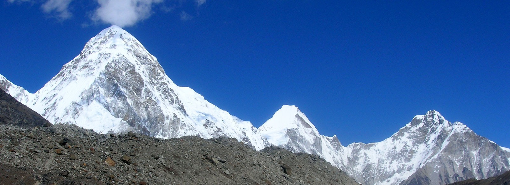 Everest Base Camp Long Trek
